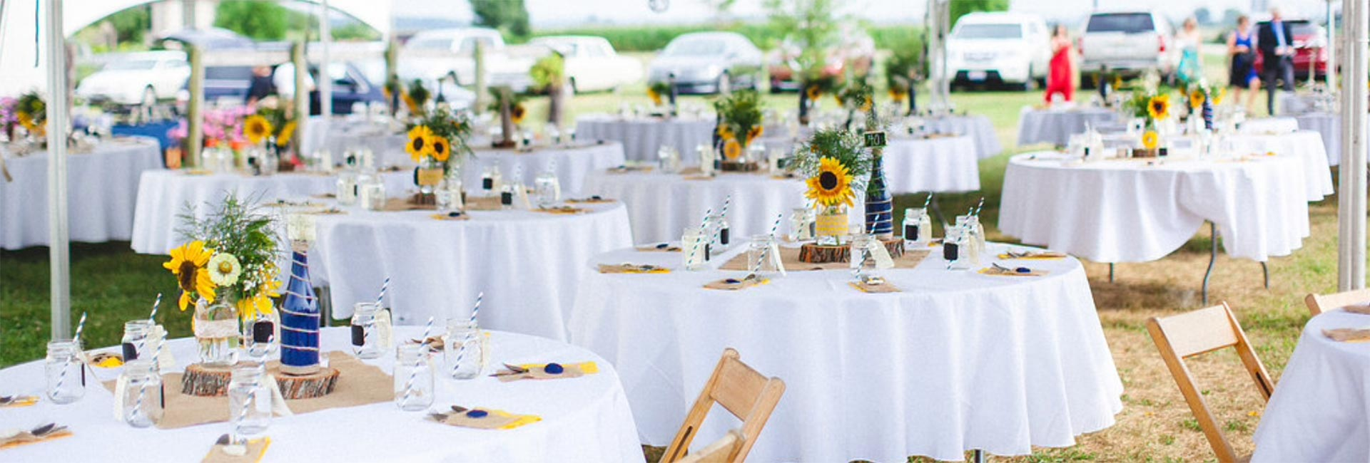 tent and party supply rentals in ohio personal touch