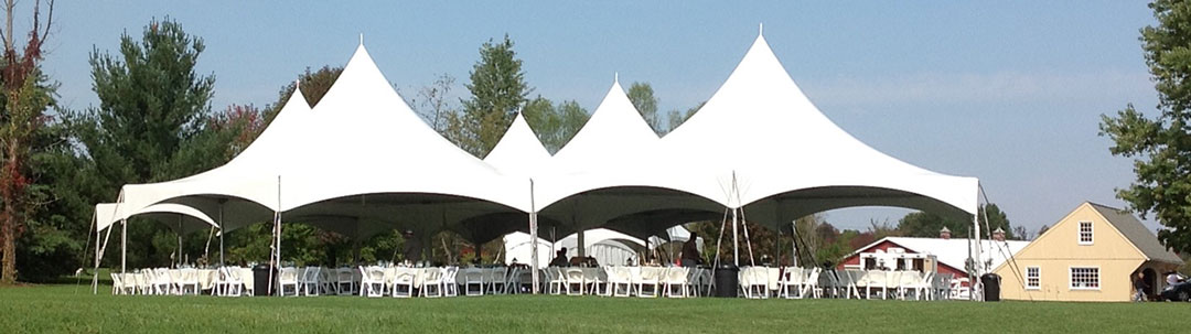 Dance Floor and Party Tent Rental Services in Ohio